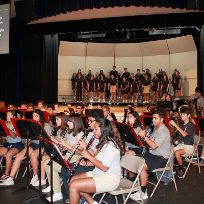 Band and Choir (1 of 1)