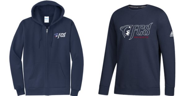 FCS Sweaters and Hoodie